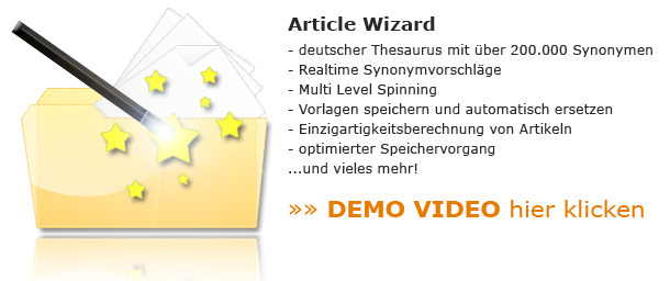 Article Wizard