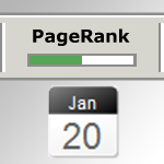 Pagerank Update Januar 2011