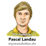 Karikatur von Pascal Landau