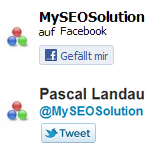 MySEOSolution Social Media