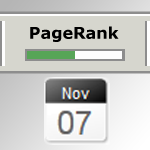PageRank Update November 2011