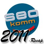 SEOKomm 2011 Recap