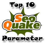 SEOQuake Parameter - Meine Top 10