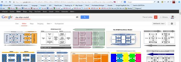 Suche nach dem Keyword: das efqm modell